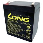 12V 5Ah Long WP5-12 zselés akkumulátor