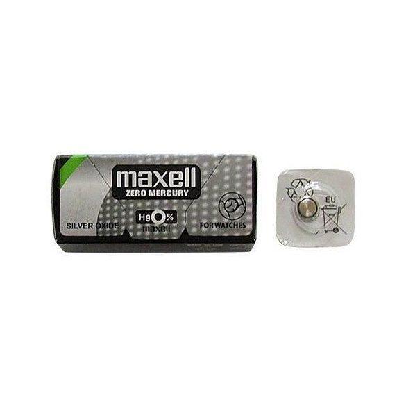 Maxell 393 SR754SW ezüst-oxid gombelem
