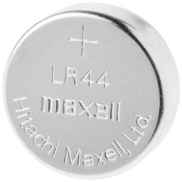 Maxell LR44 A76 AG13 alkáli gombelem