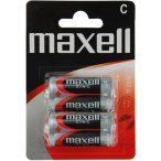 Maxell Zinc C R14 féltartós baby elem