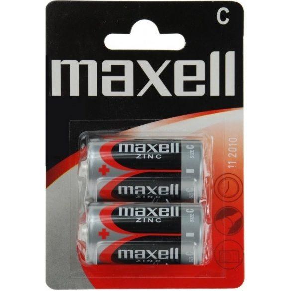 Maxell C R14 féltartós baby elem