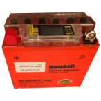 MotoBatt 12N9-BS iGEL 12V 9Ah motor akkumulátor