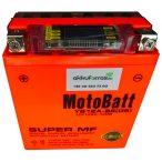 MotoBatt YB12A-BS iGEL 12V 12Ah motor akkumulátor
