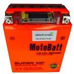MotoBatt YB14L-BS(iGEL) 12V 14Ah motor akkumulátor