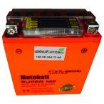 12V 6Ah MotoBatt YTX7L-BS (iGEL) motor akkumulátor