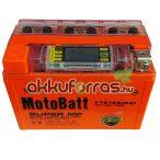 MotoBatt YTZ12-S iGEL 12V 11Ah motor akkumulátor