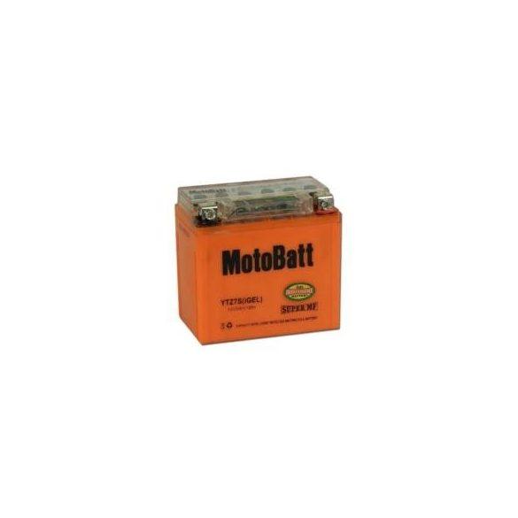 MotoBatt YTZ7-BS iGEL 12V 6Ah motor akkumulátor