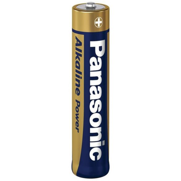 Panasonic Alkaline Power AA LR6 tartós ceruza elem