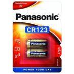 Panasonic CR123 2db elem