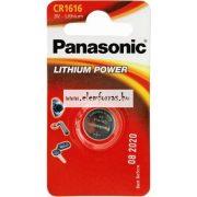 Panasonic CR1616 Lithium Power 3V gombelem