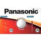 Panasonic CR2016 Lithium gombelem