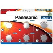 Panasonic Lithium Power CR2016 gombelem