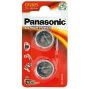 Panasonic CR2025 Lithium gombelem