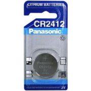 Panasonic CR2412/1BP lithium gombelem
