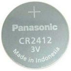 Panasonic CR2412 líthium gombelem