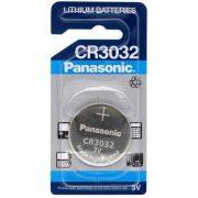 Panasonic CR3032, DL3032 Lithium gombelem