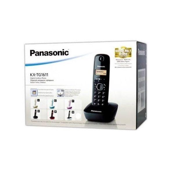Panasonic KX-TG1611HGH DECT asztali telefon