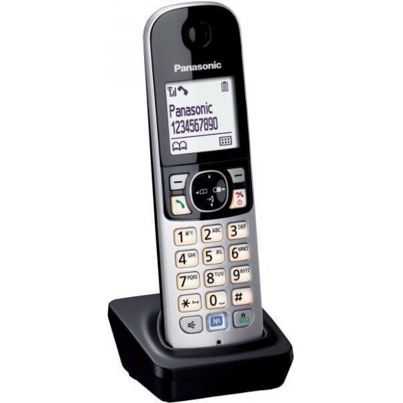 Panasonic KX-TGA681FX másodtelefon TG67xx -szériához