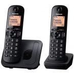 KX-TGC212PDB DUO Panasonic asztali telefon,DECT telefon