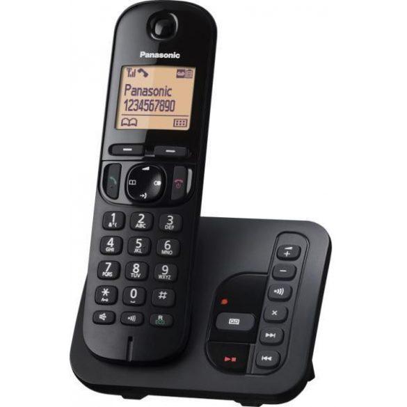 Panasonic-KX-TGC220PDB DECT üzenetrögzítős asztali telefon