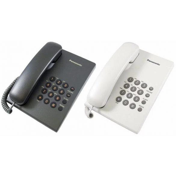 Panasonic KX-TS500HGW asztali telefon