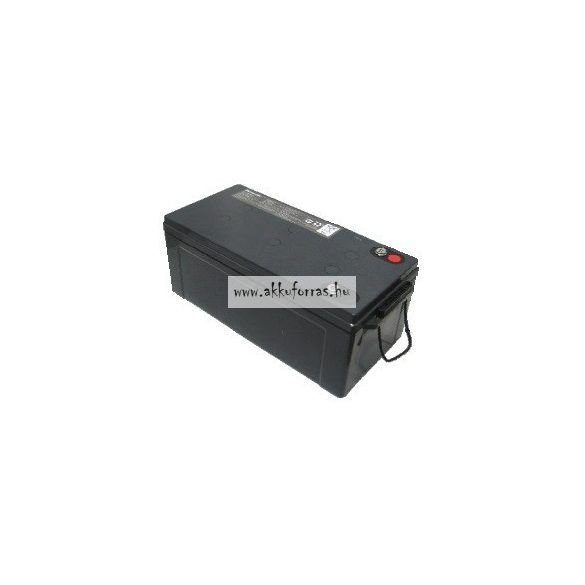Panasonic LC-P12200BP 12V 200Ah zselés akkumulátor