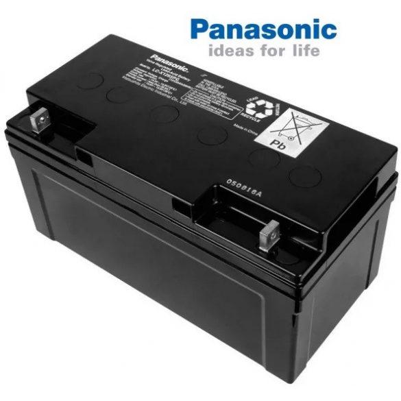 Panasonic LC-X1265PG 12V 65Ah zselés akkumulátor