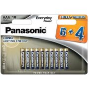 Panasonic LR03EPS/10BW Everyday Power mikro tartós elem