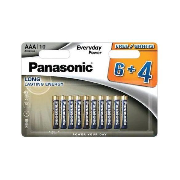Panasonic AAA Everyday Power LR03 tartós mikro elem