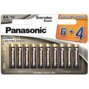 Panasonic LR6EPS/10BW Everyday Power ceruza tartós elem