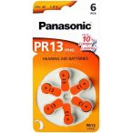 Panasonic PR13 hallókészülék elem