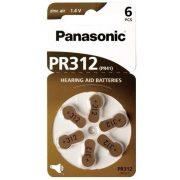 Panasonic PR312 hallókészülék elem