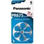 Panasonic PR675L hallókészülék elem