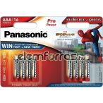 Panasonic Pro Power MN2400 AAA LR03 mikro tartós elem