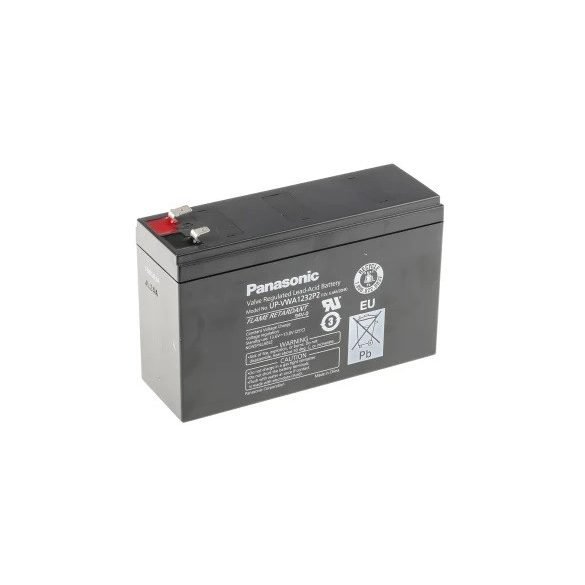 Panasonic UP-VWA1232P2 12V 192W UP-RWA1232P2 nagyáramú zselés akkumulátor