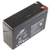 12V 5,5Ah Ritar HR12-20BW nagyáramú zselés akkumulátor