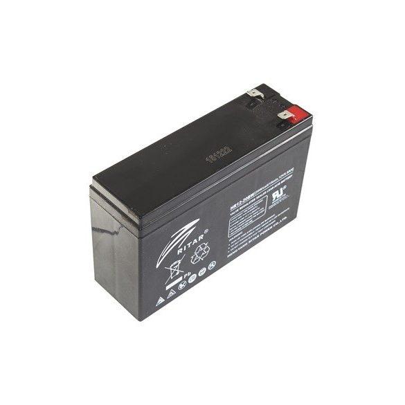 Ritar HR12-20BW 12V 5,5Ah nagyáramú zselés akkumulátor