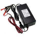 Ritar RT05D-12100 12V 10Ah elektromos kerékpár akkumulátor töltő