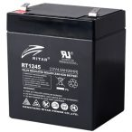 Ritar RT1245 12V 4,5Ah zselés akkumulátor