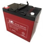 SLA LCD12-55-T3 12V 55Ah elektromos kerékpár akkumulátor