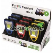 Steck STA14C 3W COB LED lapos elemlámpa