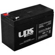 12V 7Ah UPS Power MC7-12 zselés akkumulátor