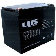 12V 75Ah UPS Power MC75-12 zselés akkumulátor