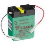 YUASA 6N2-2A-4 6V 2Ah motor akkumulátor