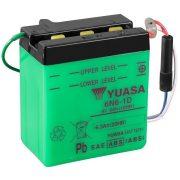YUASA 6N6-1D 6V 6Ah motor akkumulátor