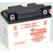 YUASA 6YB8L-B 6V 8Ah motor akkumulátor