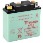YUASA B39-6 6V 7Ah motor akkumulátor
