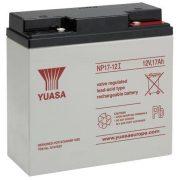 YUASA NP17-12 12V 17Ah zselés akkumulátor