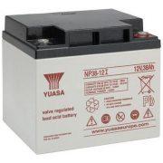 YUASA NP38-12 12V 38Ah elektromos kerékpár akkumulátor