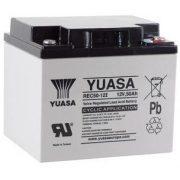 YUASA REC50-12 12V 50Ah elektromos kerékpár akkumulátor